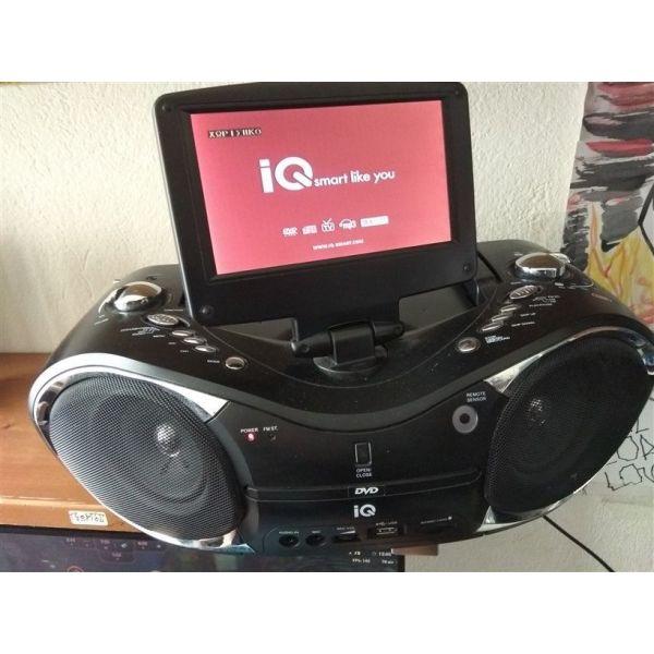forito DVD & TV PLAYER IQ DVD-397 BX