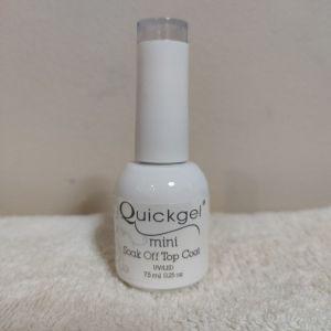 Quickgel Top Coat 7,5ml