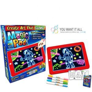 Παιδικός μαγικός πίνακας ζωγραφικής – Magic Pad