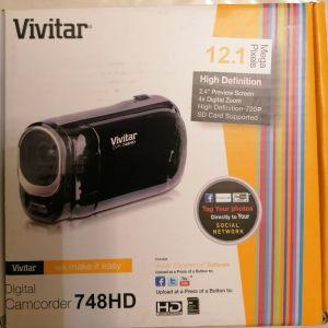 Πωλείται Handycam Vivitar καινούργια