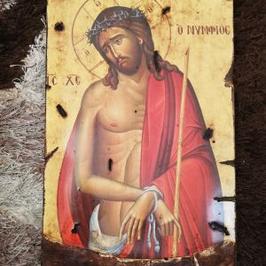 ΕΙΚΟΝΑ ΧΡΙΣΤΟΥ - Ο ΝΥΜΦΙΟΣ