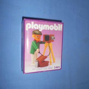 PLAYMOBIL 5401 PHOTOGRAPHER