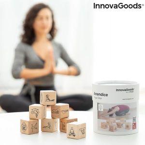 Παιχνίδι με Ζάρια για Γιόγκα Anandice InnovaGoods 7 τεμάχια