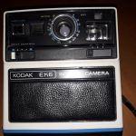 Φωτογραφικη μηχανη KODAK EK6 INSTANT CAMERA, του 1976.