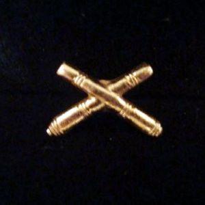 Μεταλλική καρφίτσα στολής εξόδου του Σοβιετικού Κόκκινου Στρατού.