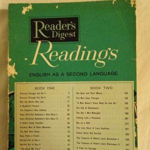 ΒΙΒΛΙΑ READERS DIGEST READINGS BOOK 1 & 2