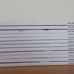 Περιοδικό UNFOLLOW: όλα τα τεύχη του 2013