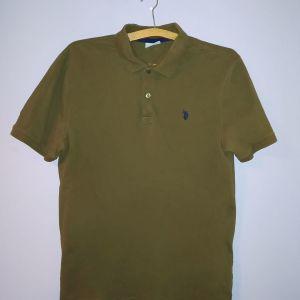 U.S. POLO ASSN polo shirt χακί