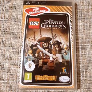 """Κασέτα του PSP  LEGO """"PIRATES of the CARIBBEAN"""""""