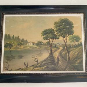 Πίνακας ζωγραφικής παλιάς εποχής