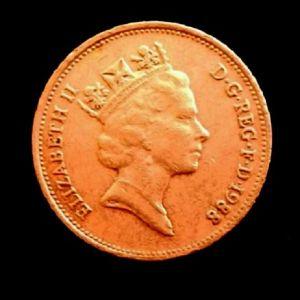 Παλαιό νόμισμα των δύο πεννών. (1988)