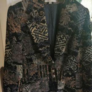 Κομψό γυναικείο σακάκι 50 νούμερο