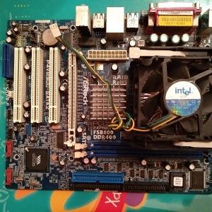 MOTHERBOARD ASROCK P4VM900-SATA2
