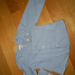 zara baby πουκαμισακι για 6-9μηνων