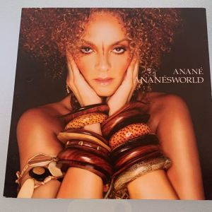 Anane - Ananesworld cd album