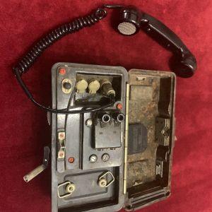 Τηλέφωνο του Αγγλικού Στρατού του 1940