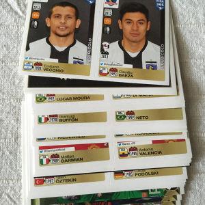 33 χαρτάκια αυτοκόλλητα fifa 365