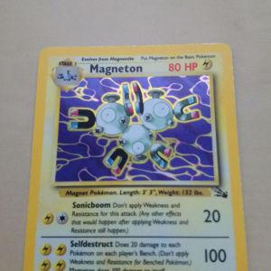 Magneton κάρτα Pokémon