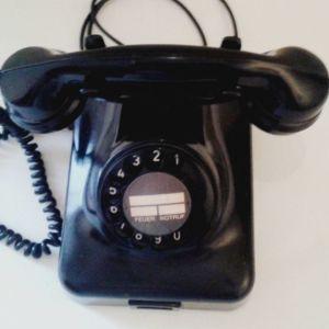 Τηλεφωνική συσκευή του 1950