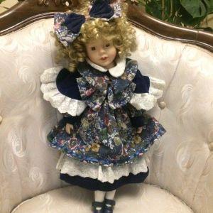 Παλαιά συλλεκτική κούκλα Γερμανία.