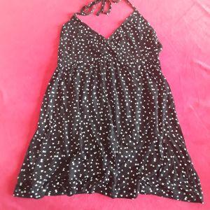 Φόρεμα μινι καρδούλες