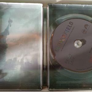Cloverfield DVD έκδοση steel book