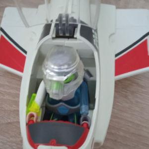 Playmobil αεροπλάνο