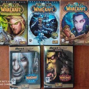 World of Warcraft ολα μαζι