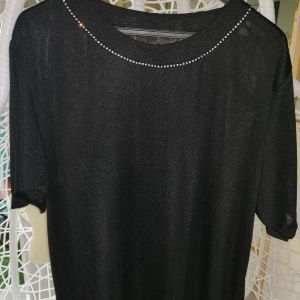 Μαύρη μπλούζα XL -L