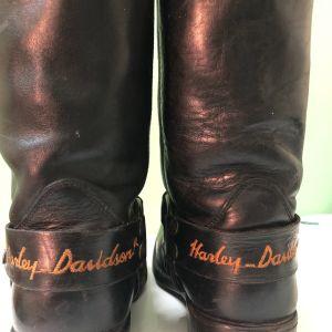 HARLEY DAVIDSON μπότες νούμερο 38