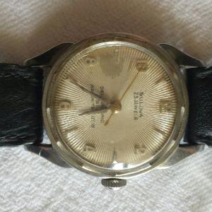 BULOVA Συλλεκτικό 1950 Men's vintage wristwatch automatic
