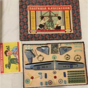 Επιτραπεζιο - Παιχνιδια κατασκευων Νο6 (ΕΠΑ)
