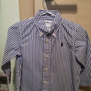 Παιδικό πουκάμισο 12μηνων polo αφόρετο.