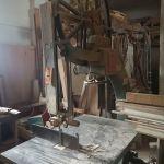 Πωλούνται τρία μεταχειρισμένα μηχανήματα ξυλουργείου.