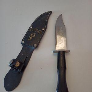 Κρητικό μαχαίρι με θήκη