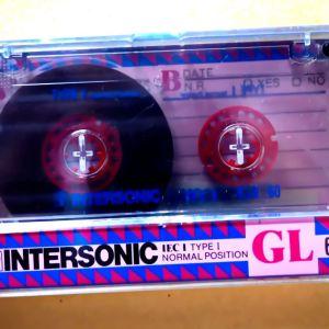 Κασέτες ήχου, καινούργιες - BASF by Intersonic