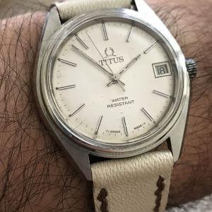 Vintage ανδρικο ρολόι Solvil et Titus