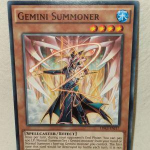 Gemini Summoner YuGiOh