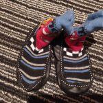 Παπουτσια Nike νουμερο 22 και 4 ζευγάρια παντοφλες!