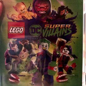 Nintendo switch lego super villains