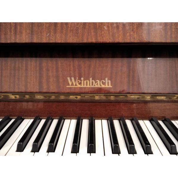 polite piano Weinbach