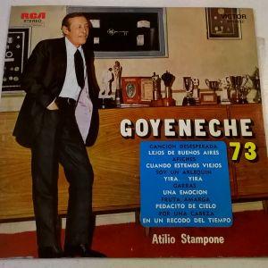 Vinyl LP ( 1 ) - Roberto Goyeneche – Goyeneche 73