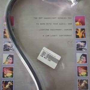 Snakelight  XLR connector        (26 τμχ διαθέσιμα)