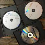3 Γνησια dvd ,   Transformers  (Δωρεαν Μεταφορικα)