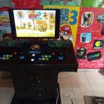 Arcade Κονσόλα για 2 παίχτες - 9.500 παιχνίδια