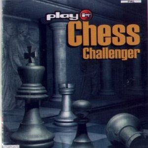PLAY IT CHESS CHALLENGER - PS2