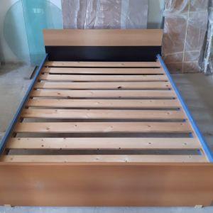 Διπλό Κρεβάτι NEOSET, πλήρες (με στρώμα) σε καλή κτάσταση