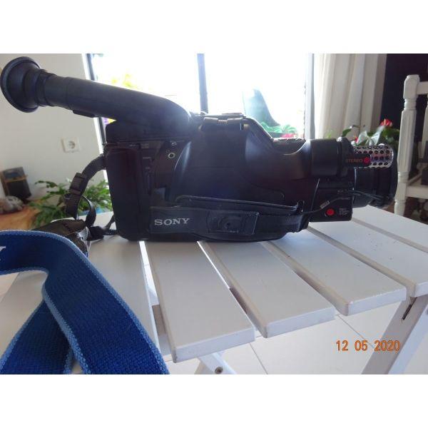 vinteokamera Sony Recorder 8