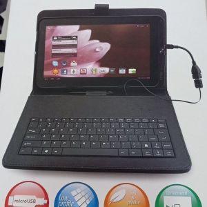 Θήκη tablet με πληκτρολόγιο