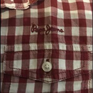 Πουκάμισο Pepe Jeans Small